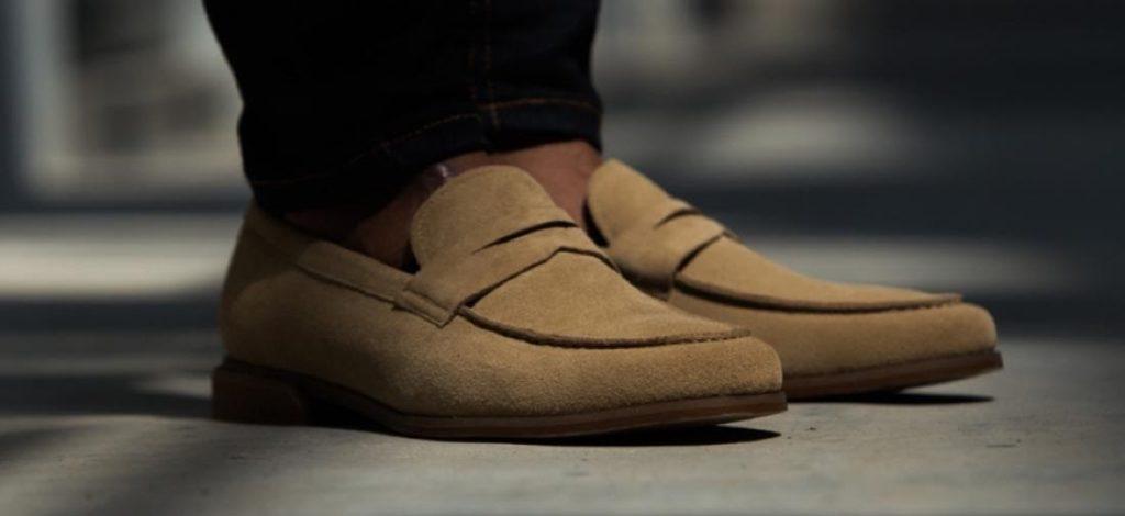 pánské loafers, nazouvací boty, loafer