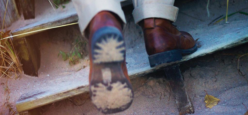 podrážka, podrážka boty