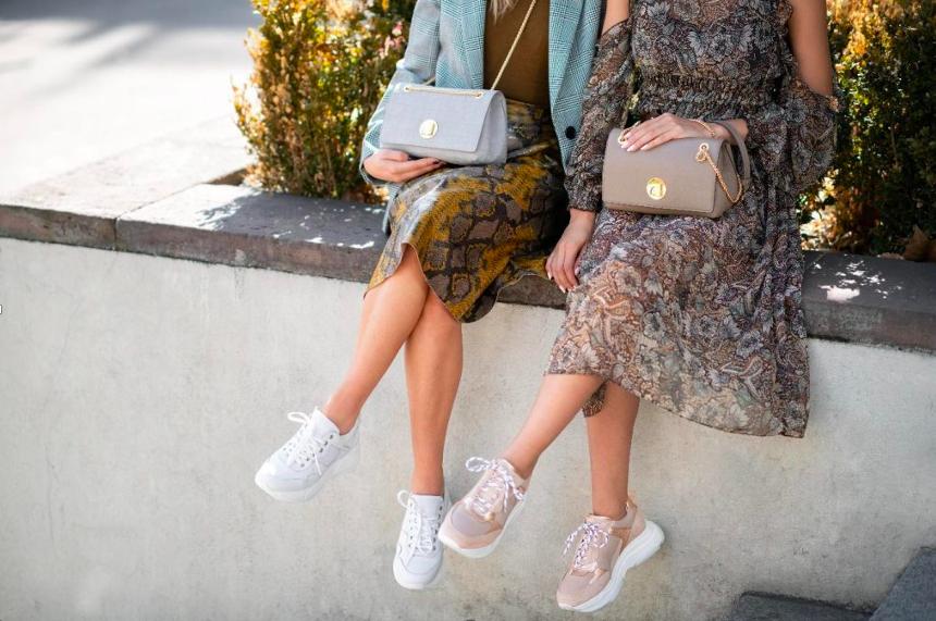 boty k letním šatům