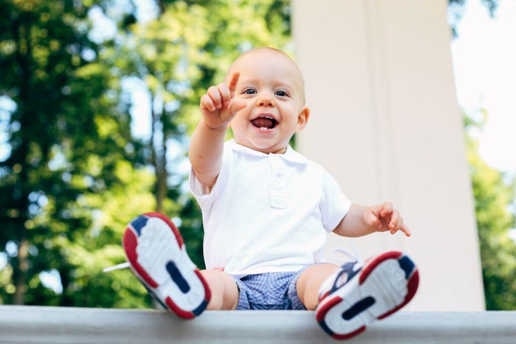 Lehká, prodyšná, pružná – ideální dětská obuv na léto