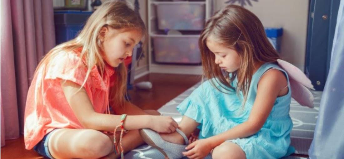 Dětská letní obuv – najděte lehký a flexibilní model pro pohodlí vašeho dítěte